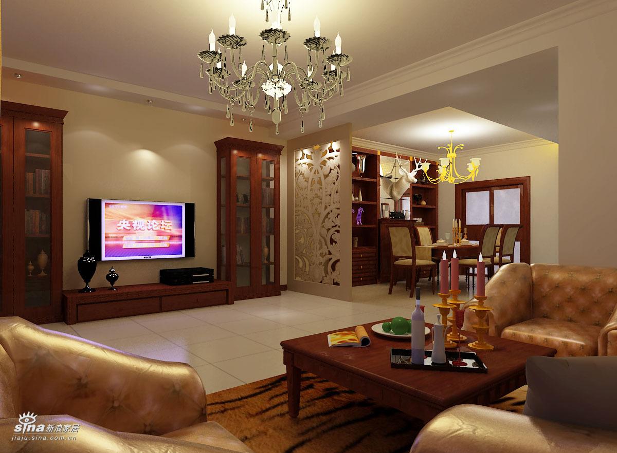 欧式 别墅 客厅图片来自用户2746869241在亚光亚装饰欧式作品展示78的分享