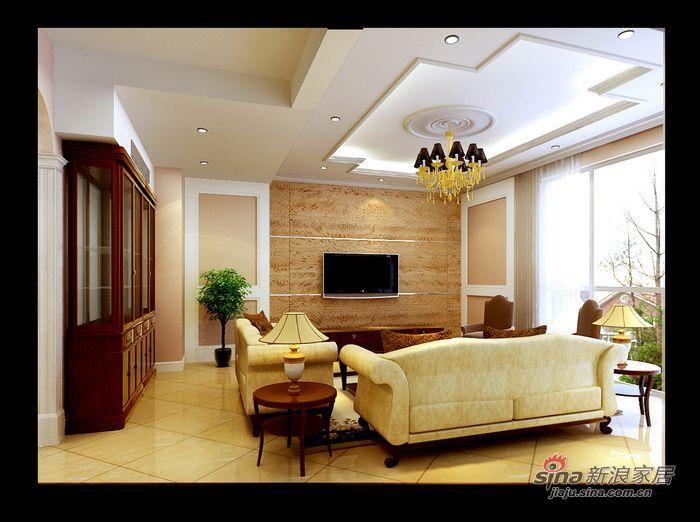 欧式 别墅 客厅图片来自用户2746948411在我的专辑781941的分享