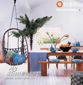 欧式 四居 餐厅图片来自用户2757317061在将花园式新鲜请进餐厅 创造优雅休闲空间65的分享