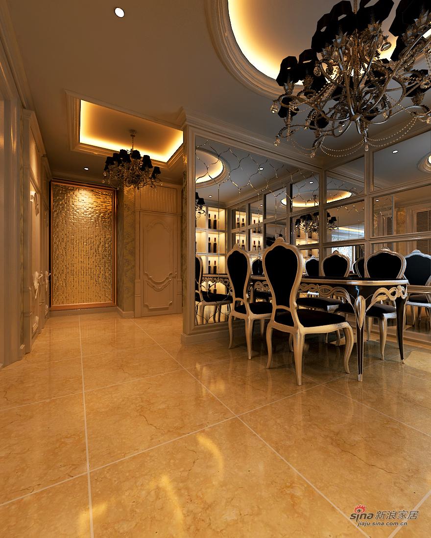 欧式 三居 客厅图片来自用户2746889121在四季上东140平新古典装修58的分享