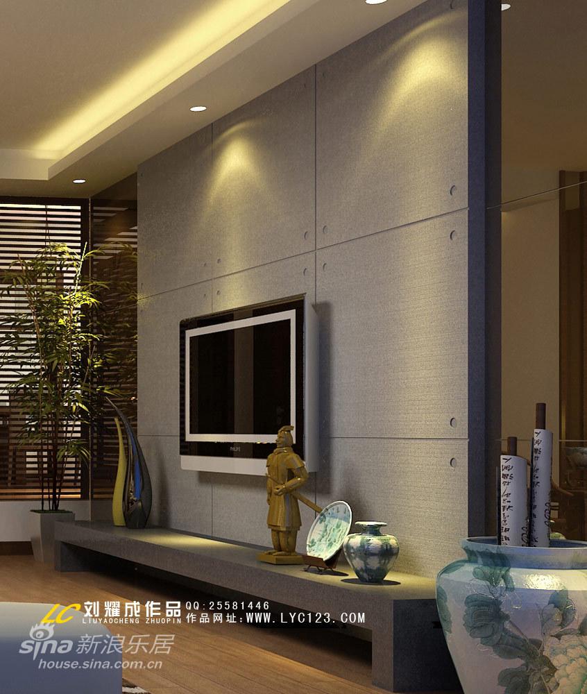 中式 三居 客厅图片来自用户2748509701在新东方主义风格83的分享