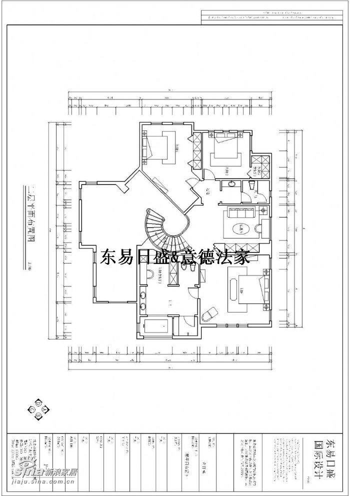 欧式 别墅 户型图图片来自用户2557013183在壹仟栋(织瓦河谷)13的分享