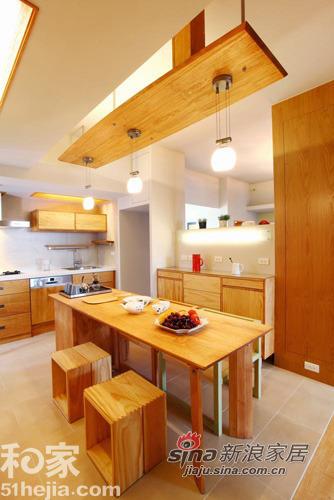 简约 三居 餐厅图片来自用户2737782783在原木打造89平返璞归真的简单生活家64的分享