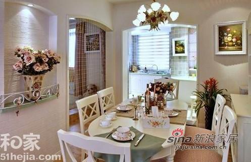 田园 一居 餐厅图片来自用户2557006183在走进浪漫多彩的田园之家44的分享