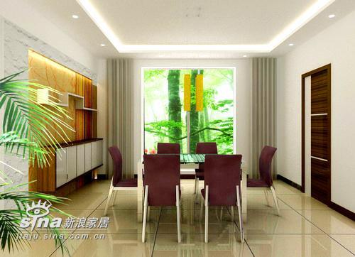 其他 其他 餐厅图片来自用户2557963305在44款家居样板间 打造居室的时尚轻松氛围(续3)63的分享