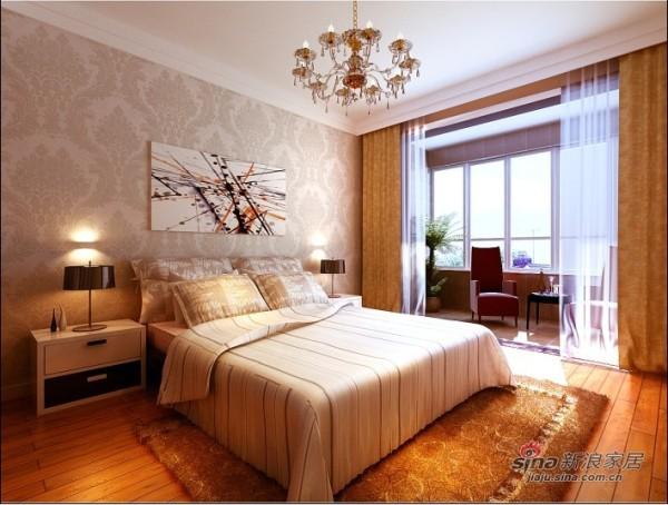 简约两室卧室设计