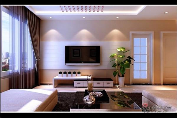 简约客厅设计2