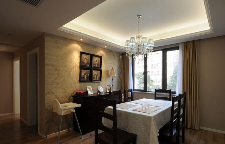 简约 二居 餐厅图片来自用户2738093703在5.8万打造98平2居实用家94的分享