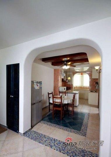地中海 二居 餐厅图片来自用户2757320995在4.8万元房奴超省钱装75平2室1厅24的分享