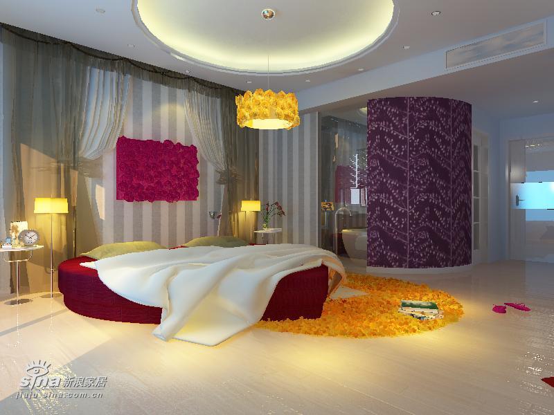 简约 三居 卧室图片来自用户2556216825在一套家装28的分享