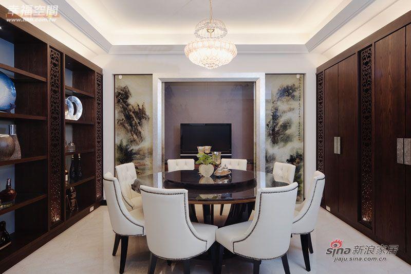 美式 三居 厨房图片来自幸福空间在纯粹质调 流露奢华内敛风采18的分享