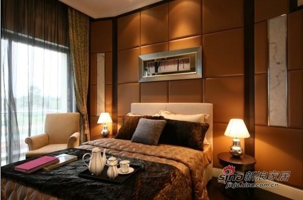 北欧 二居 卧室图片来自用户1903515612在7万营造120平温馨三居室36的分享