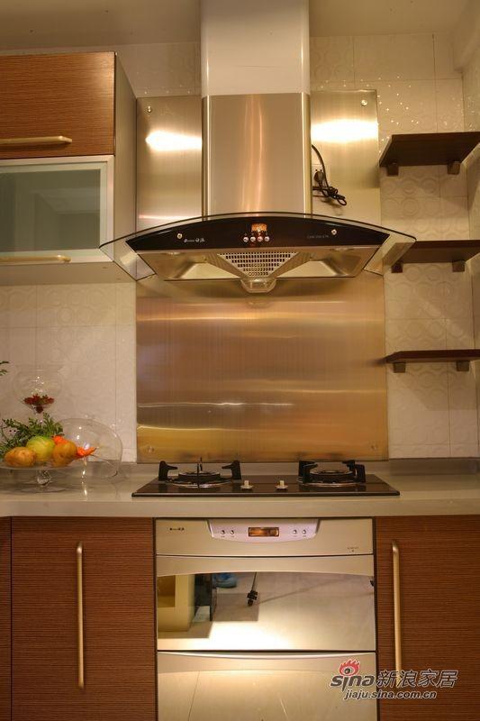 简约时尚为目的的厨房设计