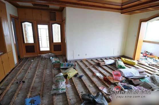 简约 loft 客厅图片来自用户2738813661在旧房改造 8万半包126平时尚个性窝46的分享