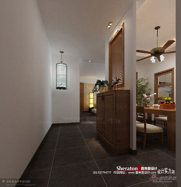 简约 三居 餐厅图片来自用户2739081033在科大家园--艺术人生36的分享