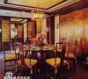 欧式风格餐厅