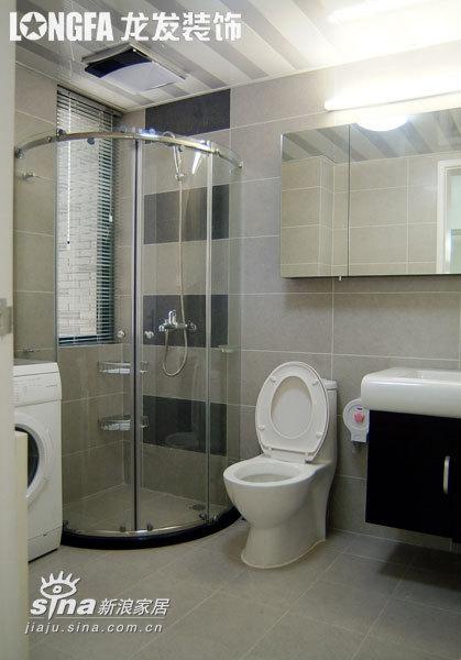 简约 二居 卫生间图片来自用户2739081033在各空间皇家设计家园78的分享