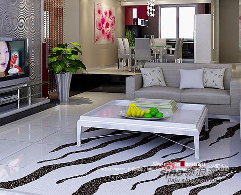 简约 一居 客厅图片来自用户2738829145在16万都市浪漫3室2厅新性感55的分享