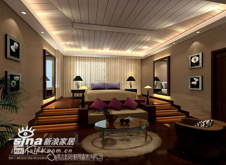 其他 别墅 卧室图片来自用户2557963305在武汉卓越蔚藍海岸示范单位91的分享