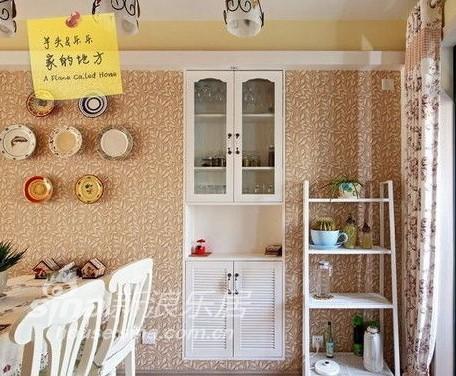 田园 二居 客厅图片来自用户2737791853在碎花控92平米美式田园89的分享