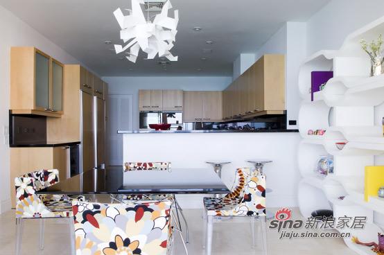 简约 三居 厨房图片来自用户2558728947在210平舒适温馨白色酷玩地带50的分享