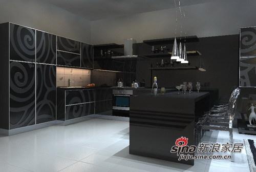 简约 三居 厨房图片来自用户2739081033在6.5打造沉稳大气的简约三居室21的分享