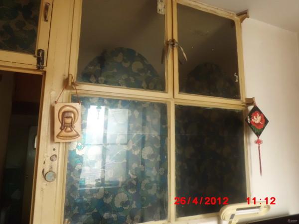 窗户装修前