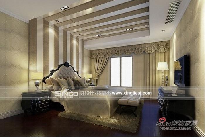 其他 别墅 卧室图片来自用户2558746857在时尚奢华新装饰主义别墅装93的分享