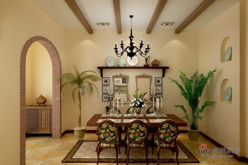 中式 别墅 餐厅图片来自用户1907658205在我的专辑171696的分享