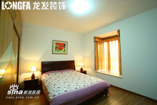简约 一居 卧室图片来自用户2745807237在锦绣江南--实景案例12的分享