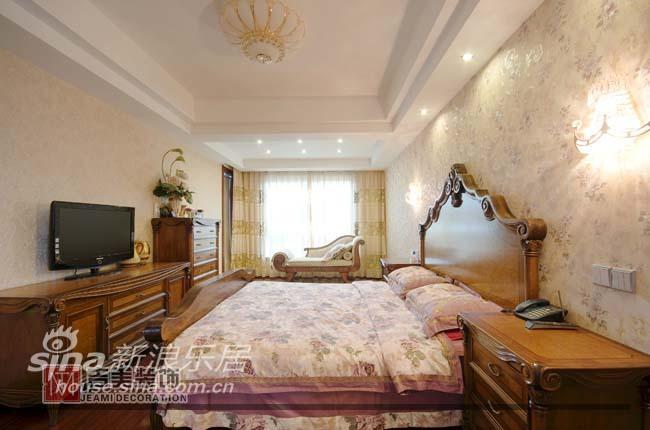 欧式 别墅 卧室图片来自用户2746889121在经典欧式46的分享