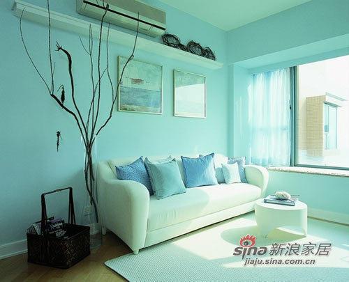 简约 二居 客厅图片来自用户2739081033在时尚现代5.3万曼城简约2居39的分享