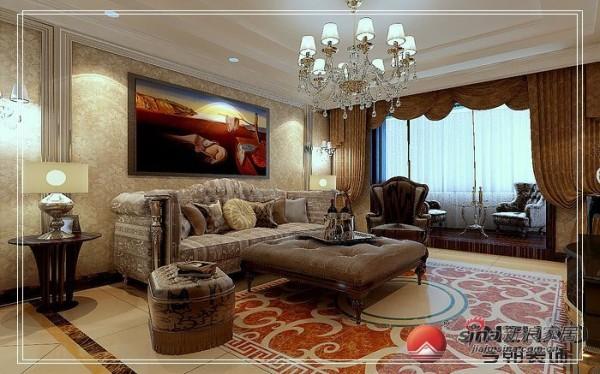 漂亮的沙发背景墙