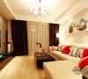 6.2万打造90平现代简约时尚二居室