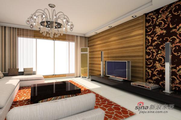 简约 一居 客厅图片来自用户2737735823在12万打造124平米地中海风格15的分享