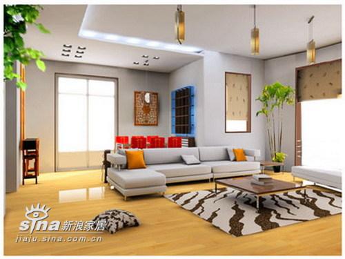 简约 其他 客厅图片来自用户2557979841在简洁而不凡的样板间46的分享