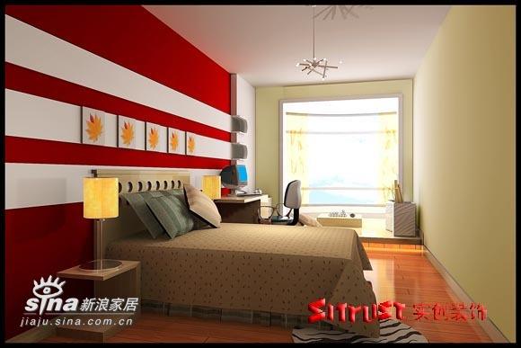 简约 一居 卧室图片来自用户2556216825在怀柔镜春园复式33的分享
