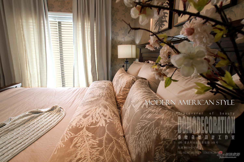 其他 三居 卧室图片来自朵墨设计在【高清】130平雅致美居休闲下午茶73的分享