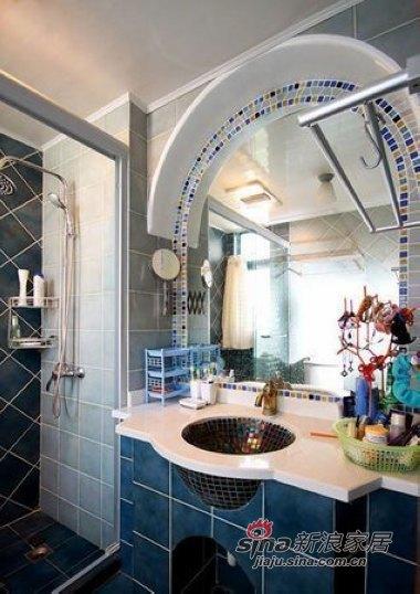 地中海 二居 卫生间图片来自用户2757320995在4.8万元房奴超省钱装75平2室1厅24的分享