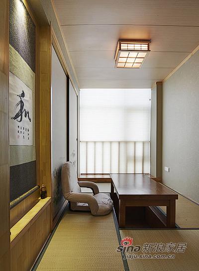 混搭 二居 书房图片来自装修微日记在【高清】89平现代美式混搭二人世界91的分享