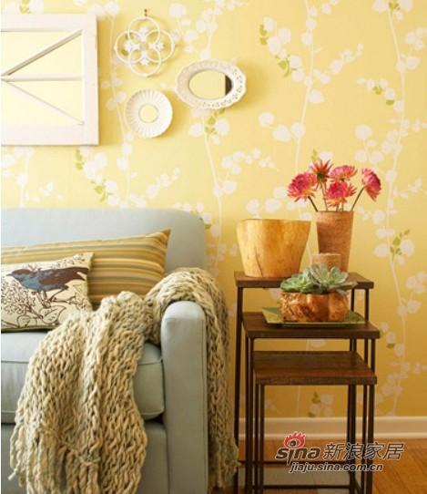 田园 三居 客厅图片来自用户2737791853在妙笔生花 印花点亮90平冬日浪漫田园居室97的分享