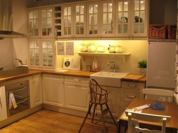 最爱的厨房装饰