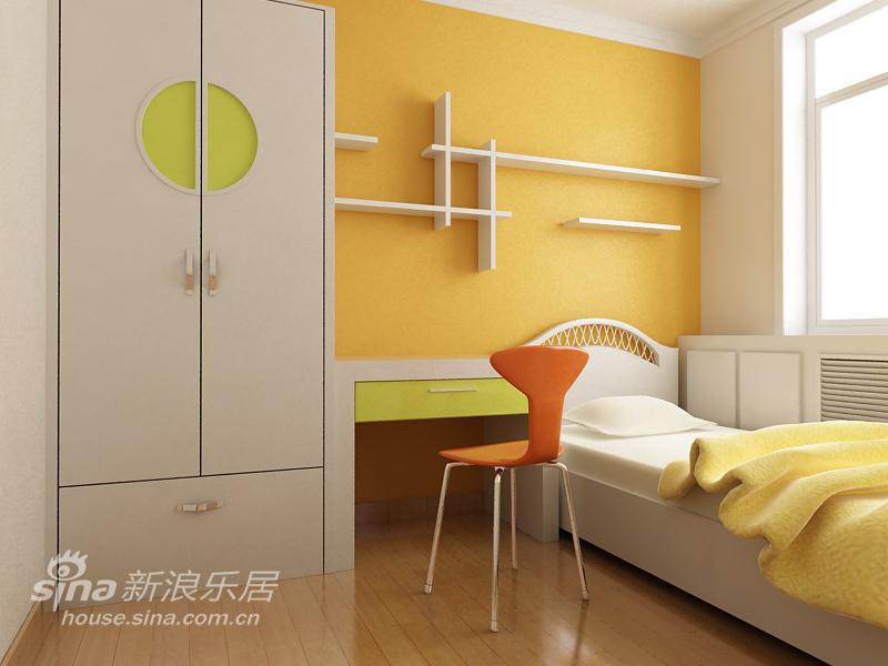 简约 三居 儿童房图片来自用户2559456651在现代简约29的分享