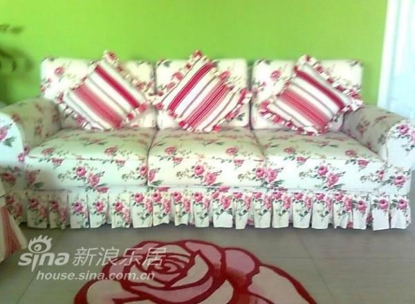 田园 复式 客厅图片来自用户2737946093在聚通72的分享