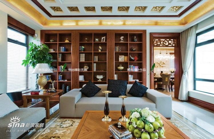 其他 别墅 客厅图片来自用户2737948467在真正的豪宅江南华府(中)23的分享