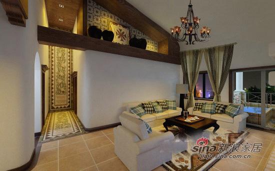 简约 三居 客厅图片来自用户2738845145在100平三口甜蜜之家花11万19的分享