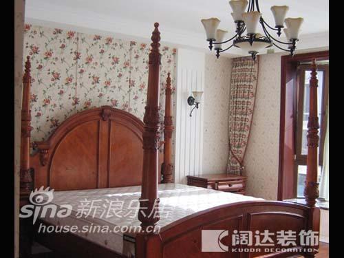 简约 三居 卧室图片来自用户2557010253在阔达时尚设计53的分享