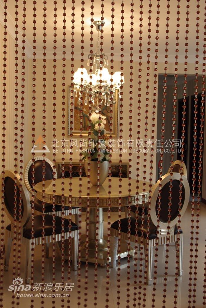 欧式 四居 餐厅图片来自用户2772856065在风格演绎72的分享