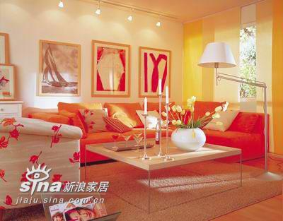 """欧式 四居 客厅图片来自用户2746953981在家里的色彩国度 让""""好色""""女人陶醉其中92的分享"""