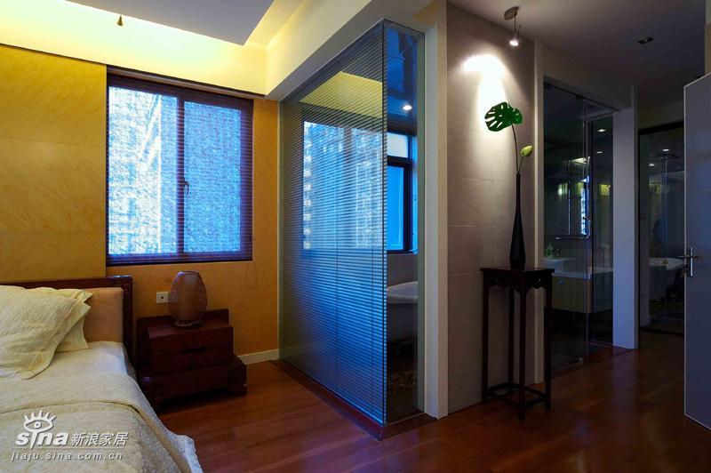 简约 一居 卧室图片来自用户2737735823在明快与古典融合样板间97的分享
